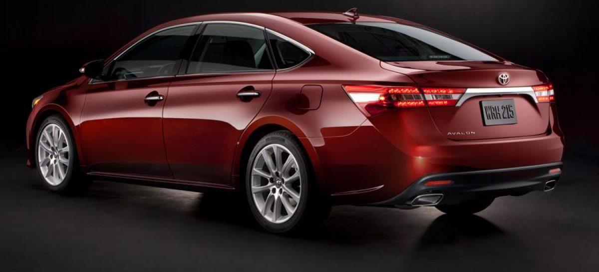 Toyota Avalon – самая выгодная машина