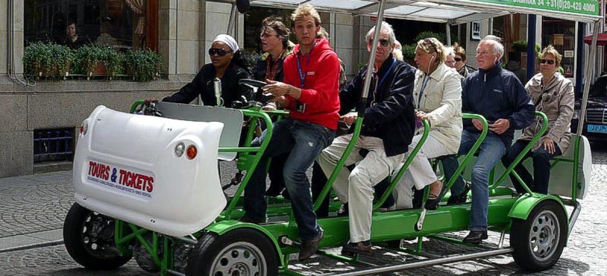 Велоавтобус — 2003
