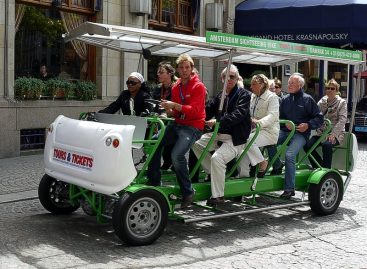 Велоавтобус – 2003