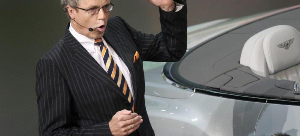 Bentley Motors и Bugatti Automobiles возглавит бывший руководитель Audi