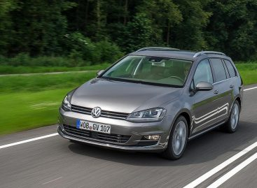 Новый концепт-кар Volkswagen — Golf Sportwagen TDI 4Motion