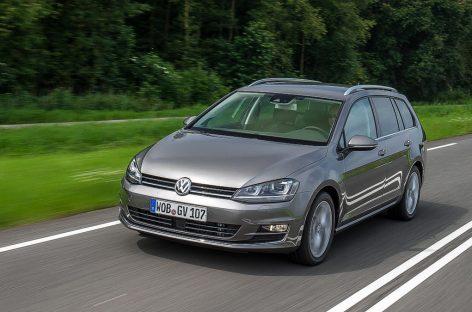Новый концепт-кар Volkswagen – Golf Sportwagen TDI 4Motion