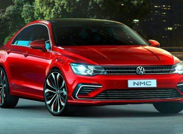 Концепт-седан NMC от Volkswagen – вызов Mercedes-Benz CLA