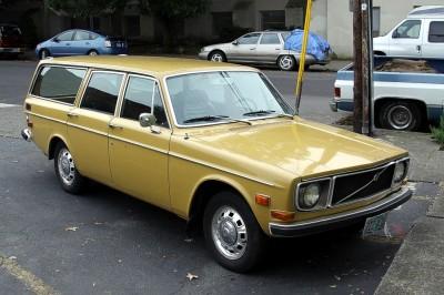 Volvo 144 wagon
