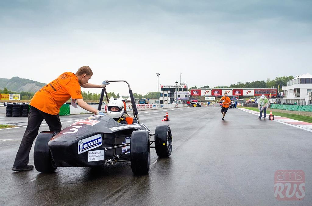 Формула Студент из Бауманки | Bauman Racing Team