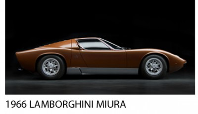 Bertone | 1966 Lamborghini Miura