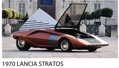 Bertone | 1970 Lancia Stratos