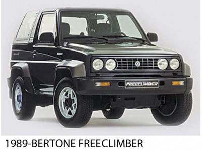 Bertone | 1989 Bertone Freeclimber