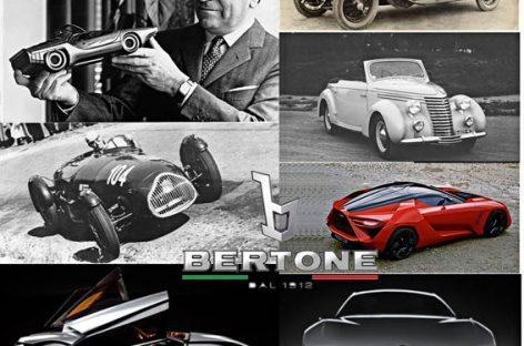 Кузовные ателье Италии: Bertone. Банкротство или декаданс перфекционизма?