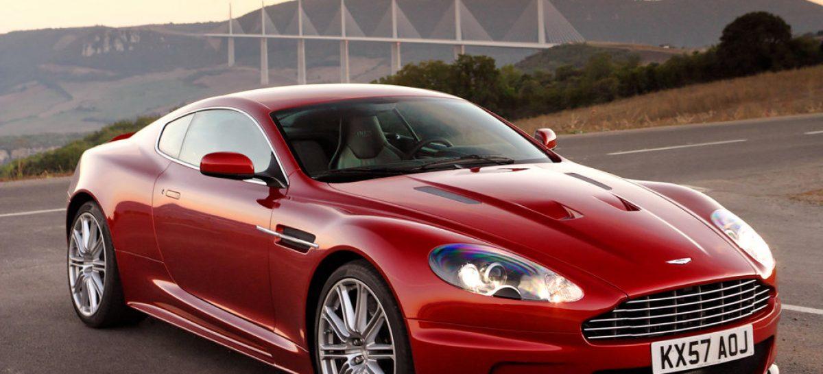 Aston Martin рассчитывает вернуться к профициту к 2017 году