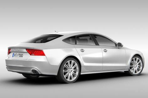 Audi представила рестайлинговые A7 и S7 Sportback