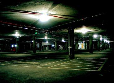 Автоматизированные подземные парковки
