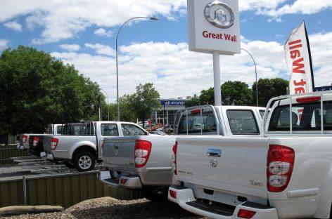 Great Wall построит сборочный завод в Тульской области
