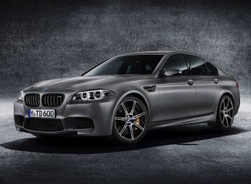 История BMW M5 — 30 лет