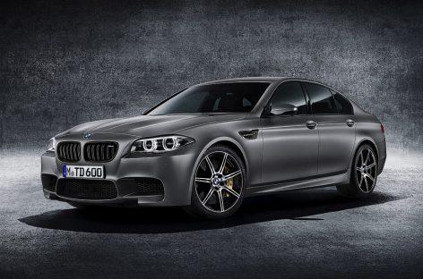 История BMW M5 – 30 лет