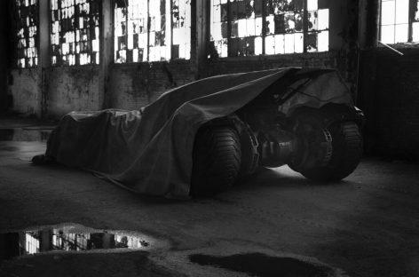 Бэтмобиль возвращается к своим корням
