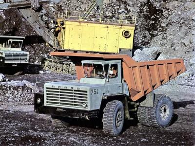 БелАЗа-540