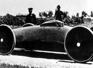 Ремни безопасности — 1902 год