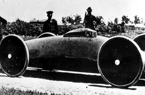 Ремни безопасности – 1902 год