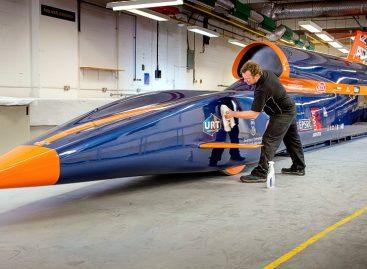 Новый рекорд скорости не за горами