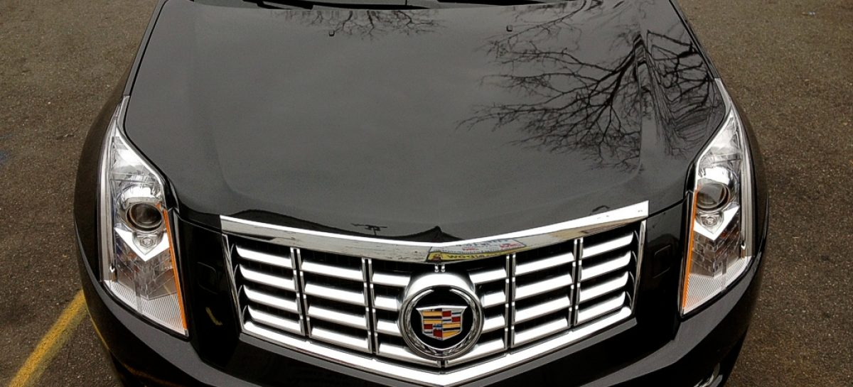 General Motors отзывает Cadillac SRX из-за проблем с электроникой