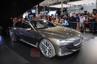 BMW Future Luxury