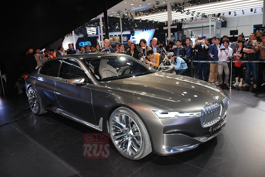 BMW Future Luxury