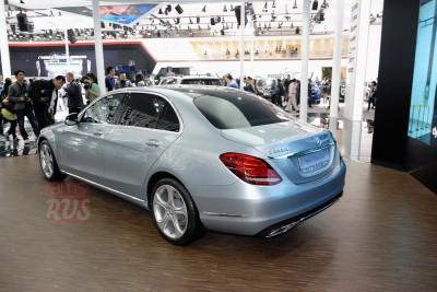 Mercedes Benz C class L