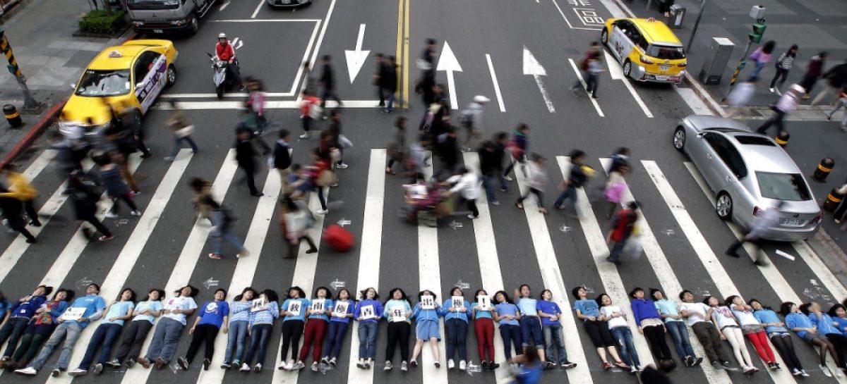 Пропусти пешехода