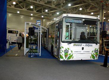 Сеть быстрых зарядок для электроавтобусов