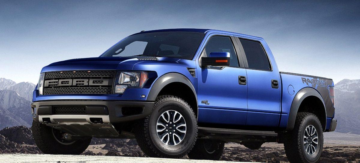 Пикапы Ford-F