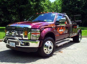 Ford отзывает 4000 полноразмерных пикапов F-серии
