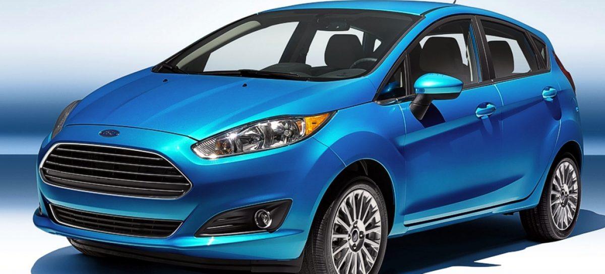 Продажи Ford Motor в Европе растут за счет Ford Fiesta и Ford Kuga
