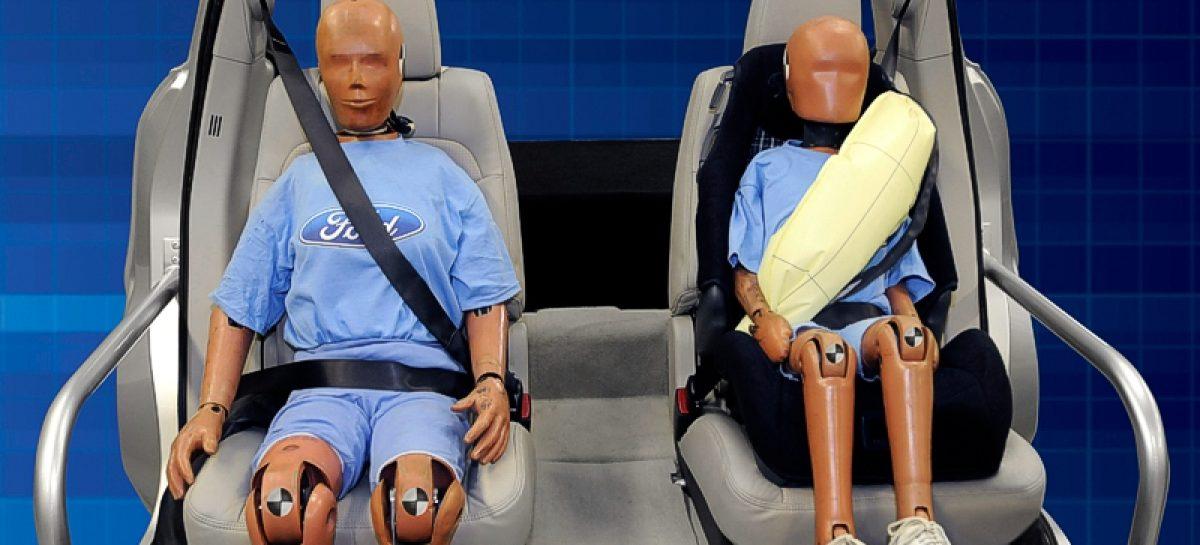 Ford начал продавать собственную технологию ремней безопасности