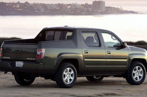 Пикапы Cadillac Escalade EXT, Honda Ridgeline и ответы на вопросы