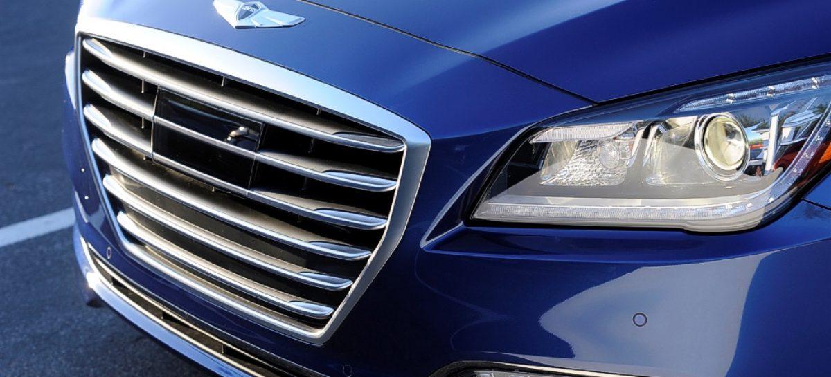 Hyundai Genesis 2015 стал лидером в рейтинге безопасности автомобилей Top Safety Pick