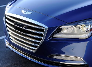 Hyundai Genesis 2015 стал лидером в рейтинге безопасности автомобилей Top Safety Pick
