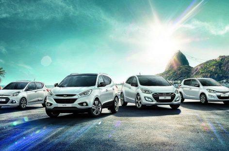 В честь ЧМ-2014 Hyundai выпускает спецсерию Hyundai World Cup