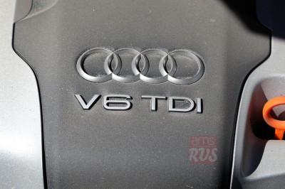Audi Q7 | тесть-драйв Сергей Асланян