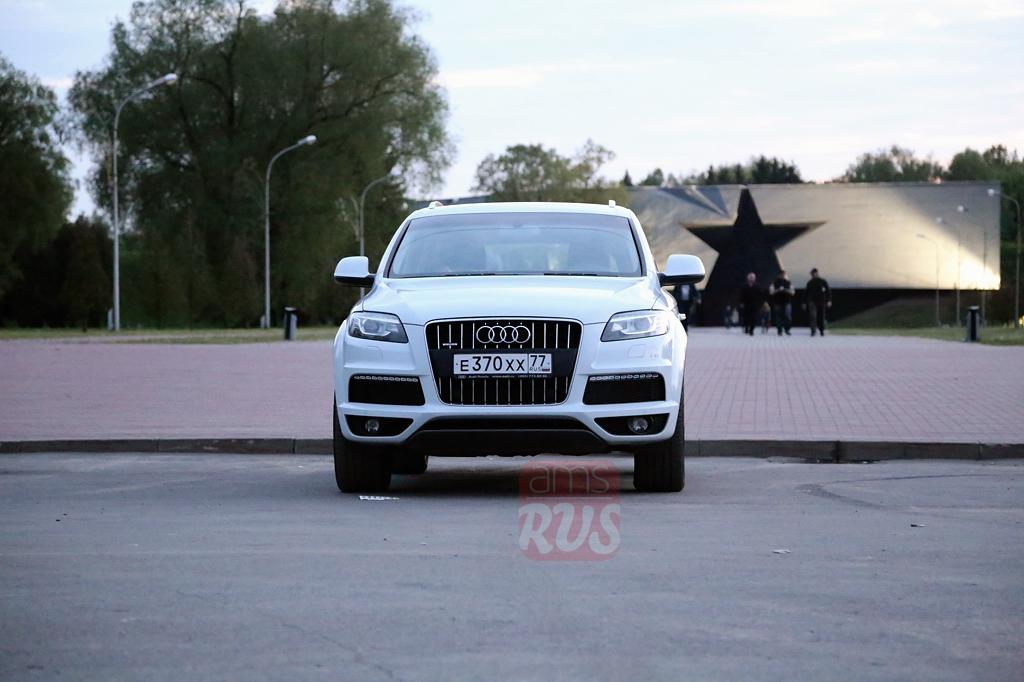 Сергей Асланян Audi Q7 Белоруссия