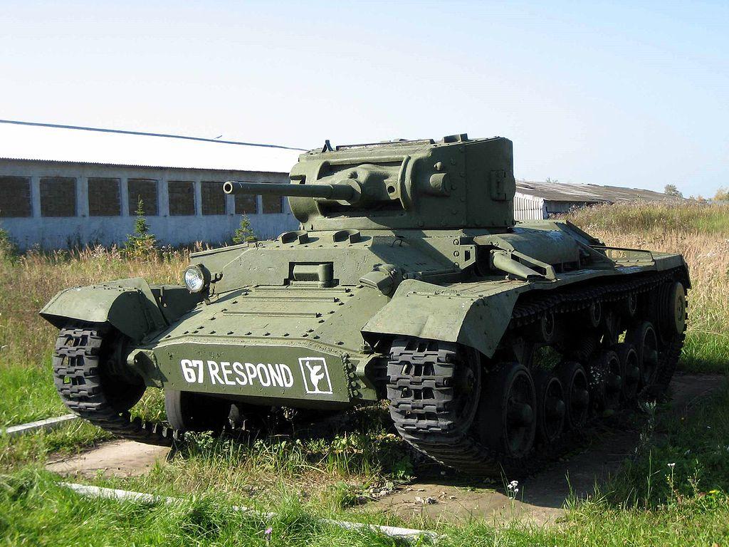 Infantry Mk III, Valentine