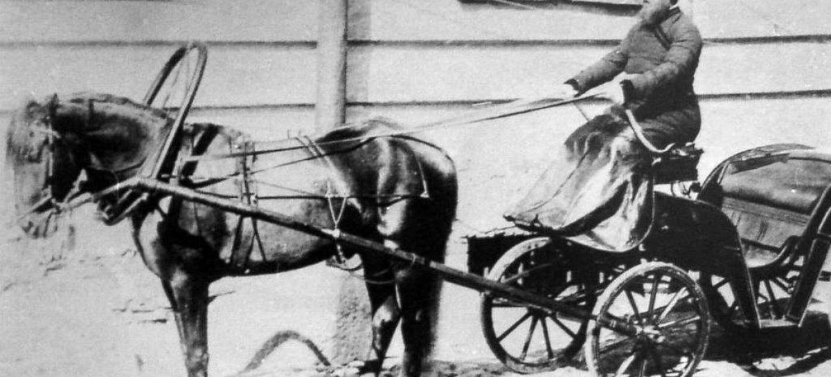 Извозчикам не брать лишнего — 1894 год