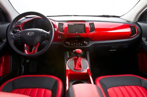 Kia отзывает 7 000 автомобилей Soul и Sportage