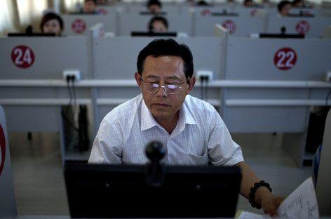 В китайских автошколах срок обучения один год