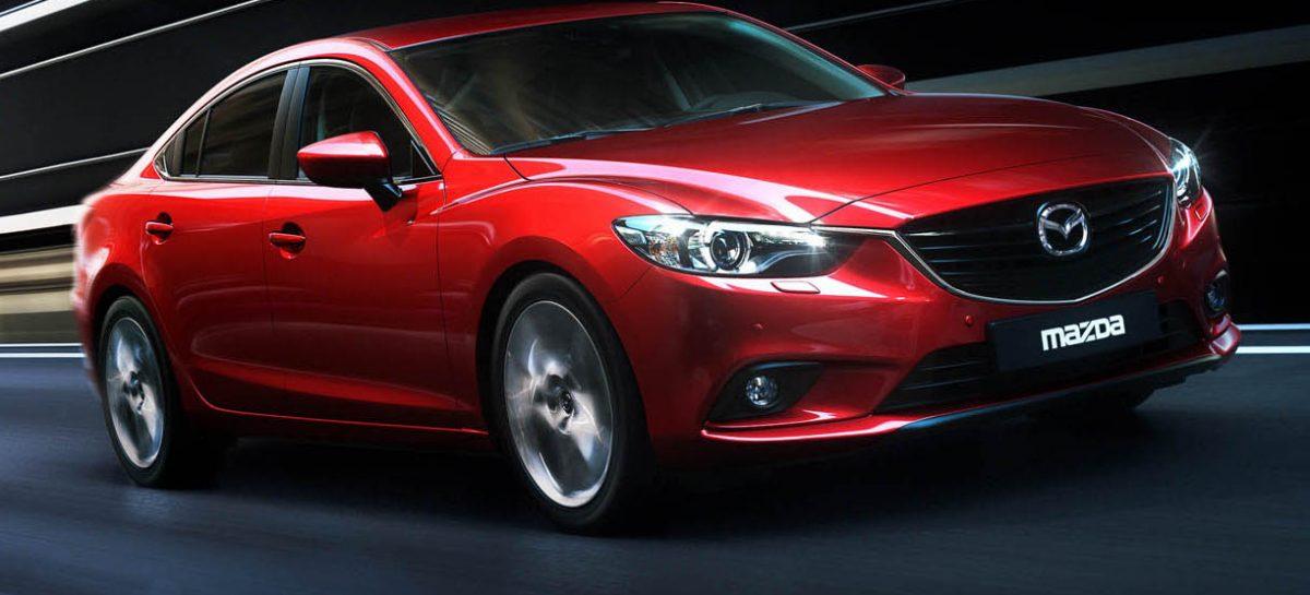 Mazda 6 отзывают из-за дефекта топливного бака