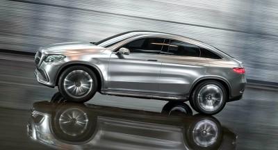 Mercedes Concept Coupe