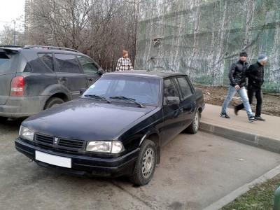 Москвич-2142R5 «Князь Владимир»