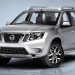 Nissan Terrano попал под отзыв