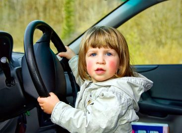 ГИБДД предлагает запретить перевозить детей в  мороз