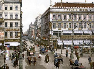 Регулировщик появился в Берлине в 1902 году